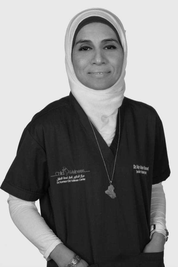 Dr. May Adnan Mahmood AlQassab