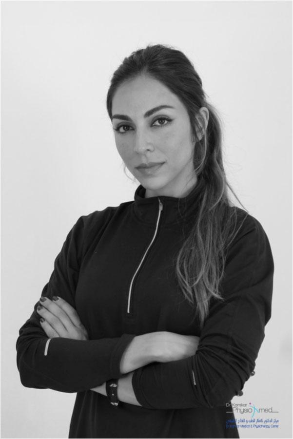 Ms. Shadi Azadtavana