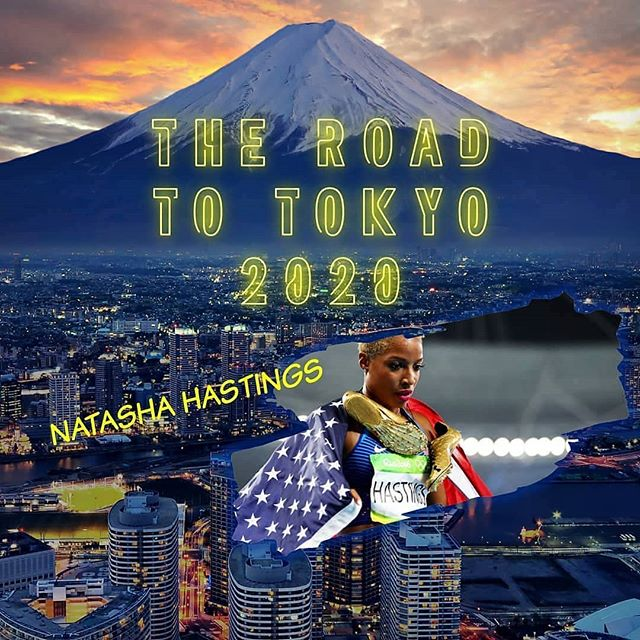 #Repost @theroadtotokyo2020 ・・・ Tune in this Friday 🎙🙏🏼 - New #Podcast Series @theroadtotokyo2020 on what it takes for the most elite athletes to train and compete on a global stage at the #Olympic games. Episode 1 is with Olympic Gold Medalist @natashahastings - the 400M Diva. The show explores the dedication, mindset and spirit in training and preparing for Tokyo and overall, crushing it with @underarmourwomen, her @400divacollection .. #TheRoadToTokyo2020 #NatashaHastings #400MDiva #AthleisureStudio #Podcast #TheRoadToTokyo #TrackandField #400M #Olympics #Tokyo2020 #Motivation #UnderArmour #UnderArmourWomen #Fitspo #Beauty #400MDivaCollection #Dedication #AthleisureMag #Sports #Fitness