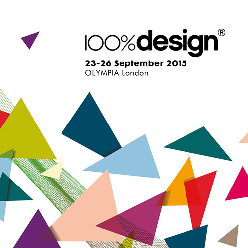 100% Design London 2015