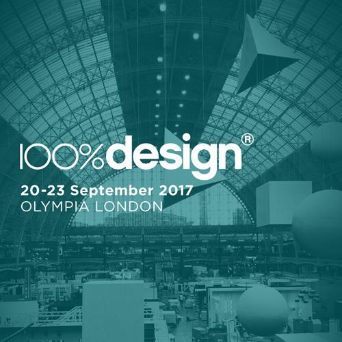 100% Design London 2017