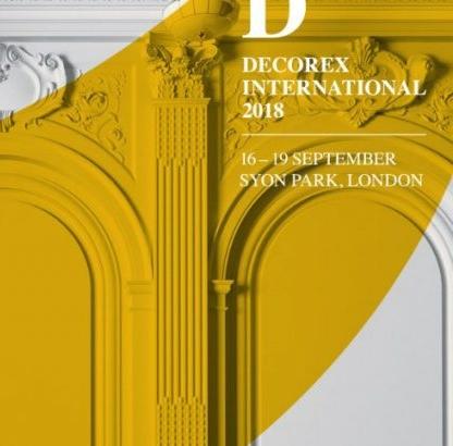 Decorex, London- Showcase 2018
