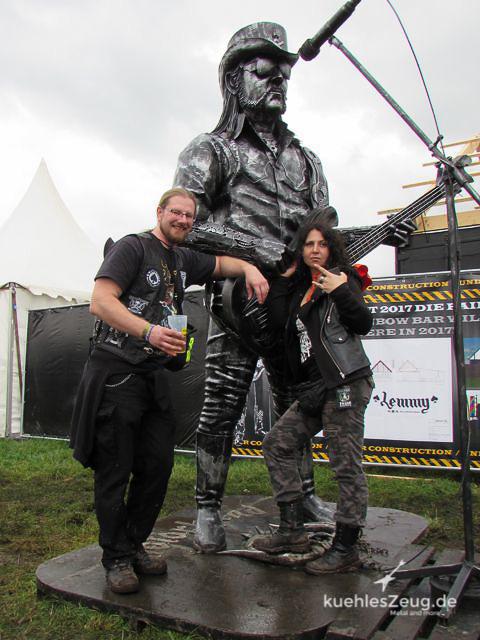 Lemmy und unsere Gastredakteure