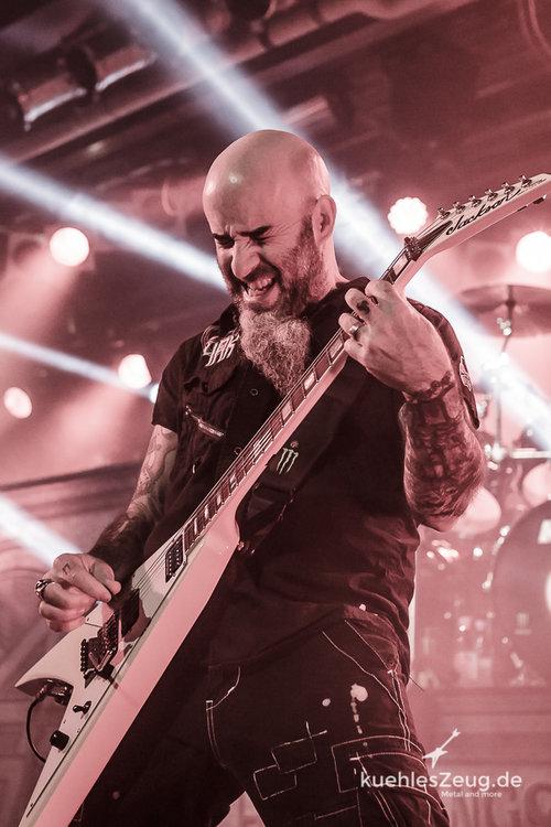 Anthrax -  Mehr Bilder