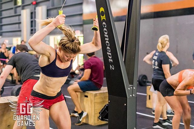 GOOD LUCK to everyone competing today at @crossfitpushinweight! Be positive, be aggressive, and have FUN!! #competingisthebest #crossfit #competition