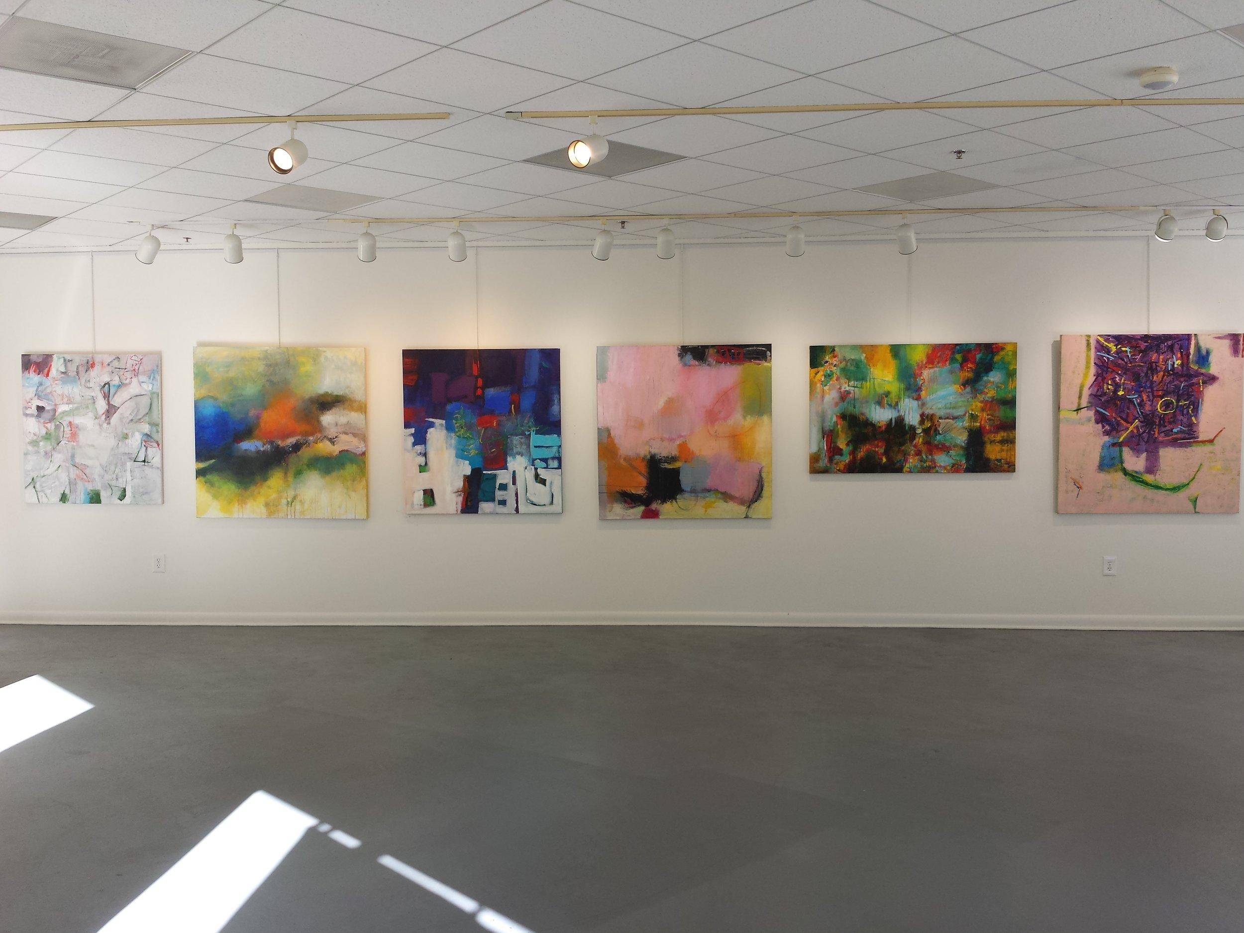 May Daze and Abstract Nights - Bethesda Gallery BBethesda, MDMay 2017