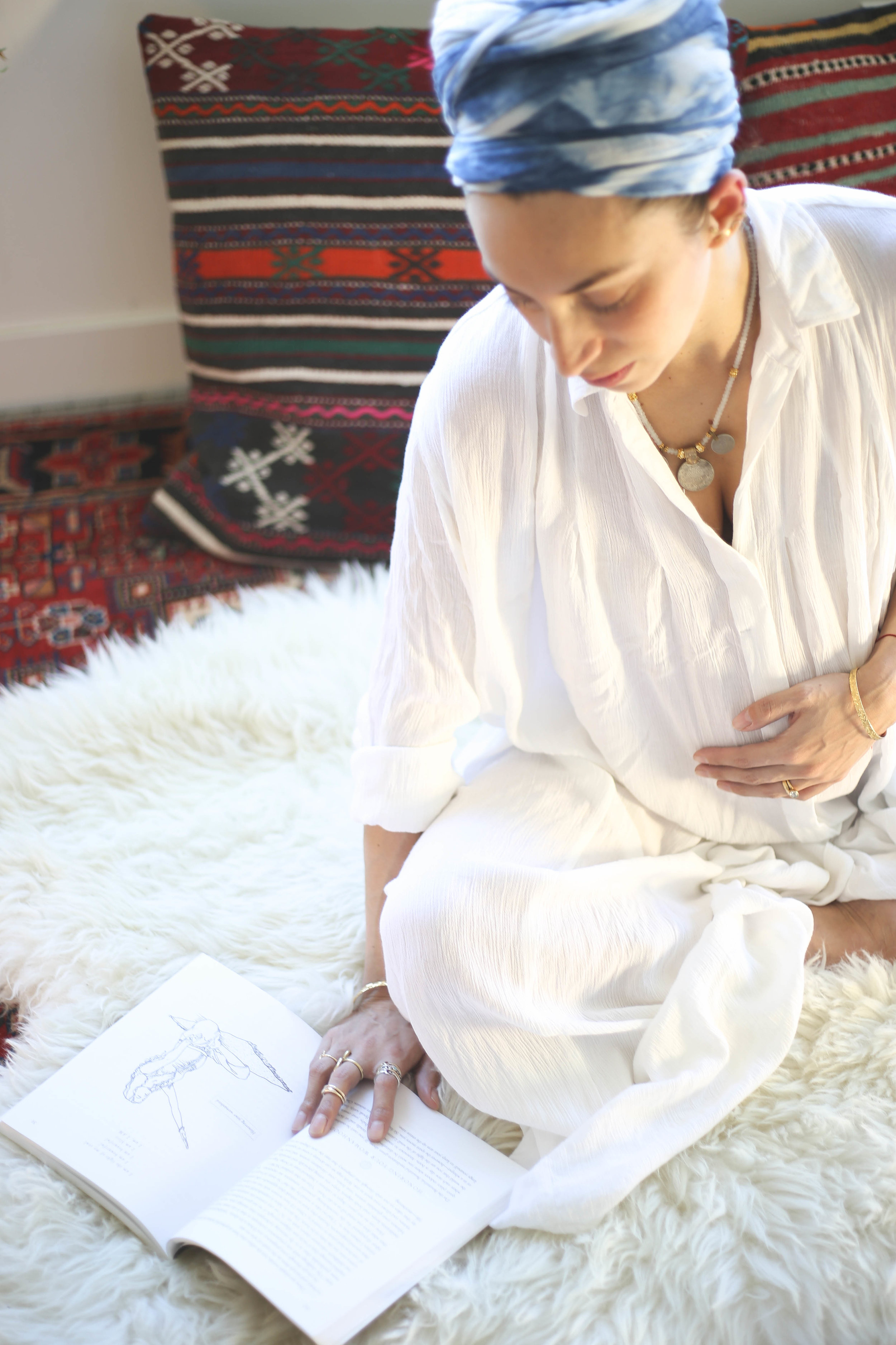 photo by  @desilesphotography  of Myrah in t he Kundalini Gown