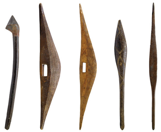 A Collection of Artefacts, Formerly from the Collection of Roderick Kilborn,sold at Sotheby's Australia, 28 May 2013