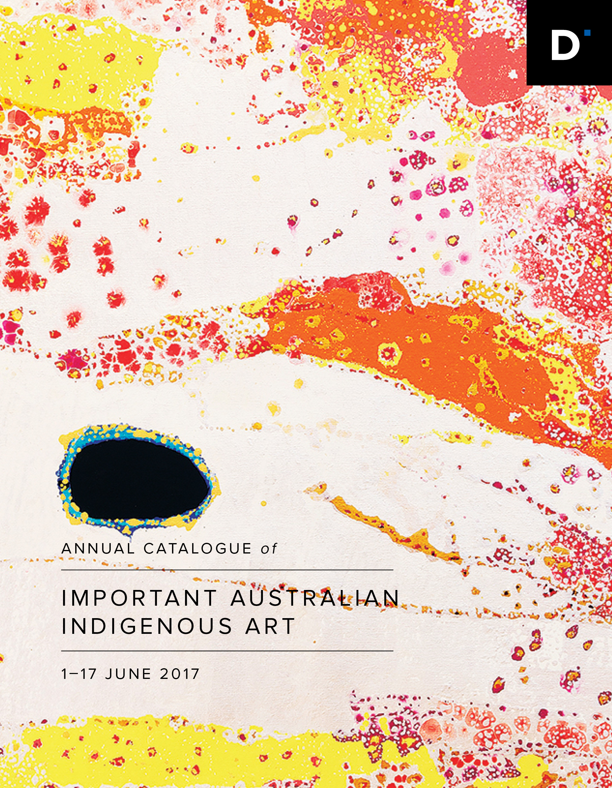 Australian Indigenous art exhibition 2017