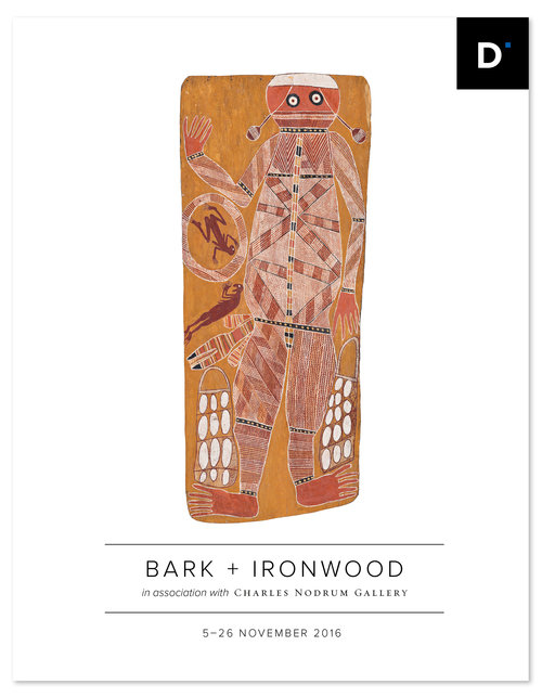 Bark + Ironwood Australian Indigenous Art Exhibition