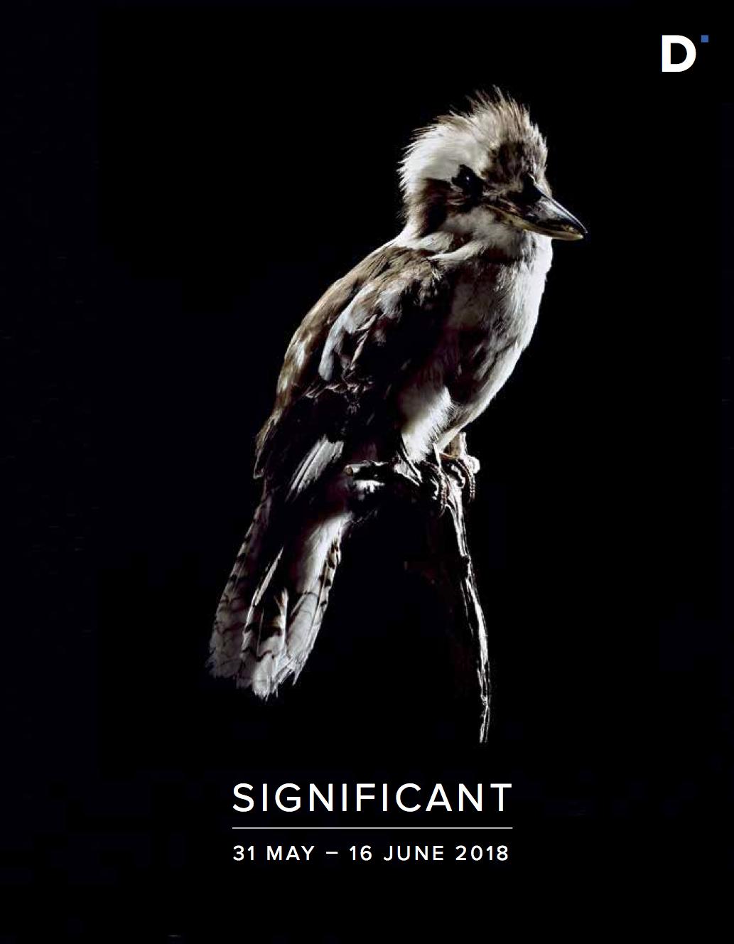 Significant: Australian Indigenous Art exhibition 2018