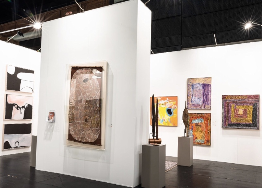 Australian Indigenous Art at Sydney Contemporary