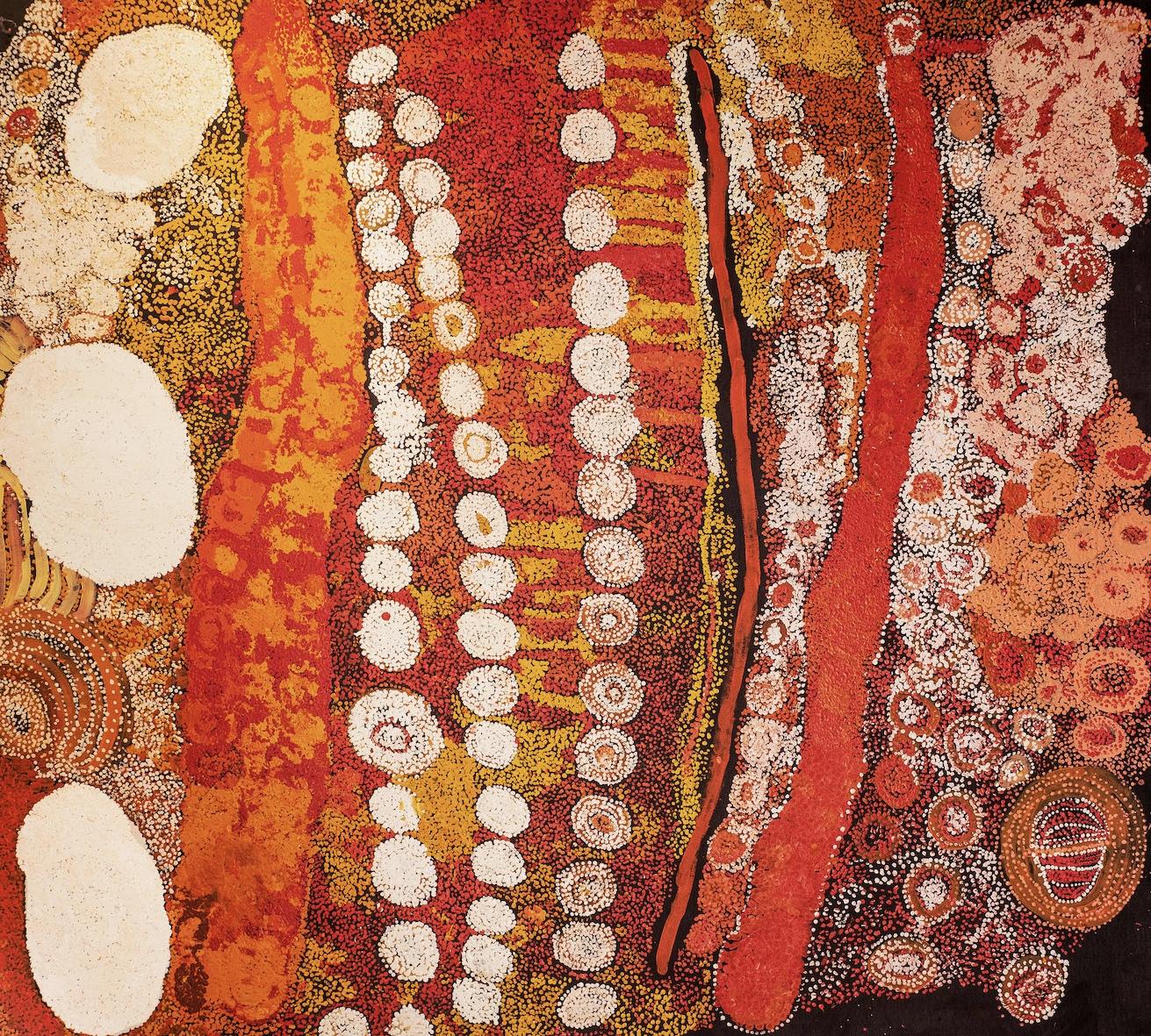 WINGU TINGIMA, circa 1935-2010,  Kuru Ala , 2006