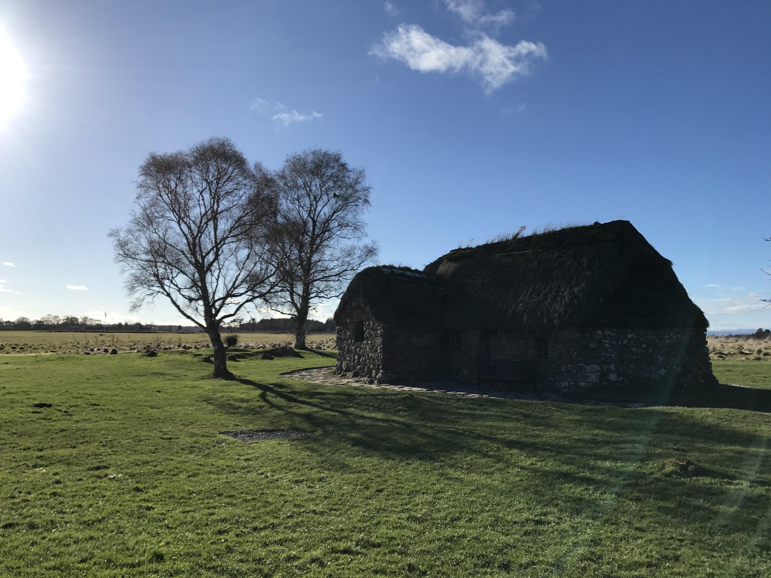 Inverness- Culloden Moor