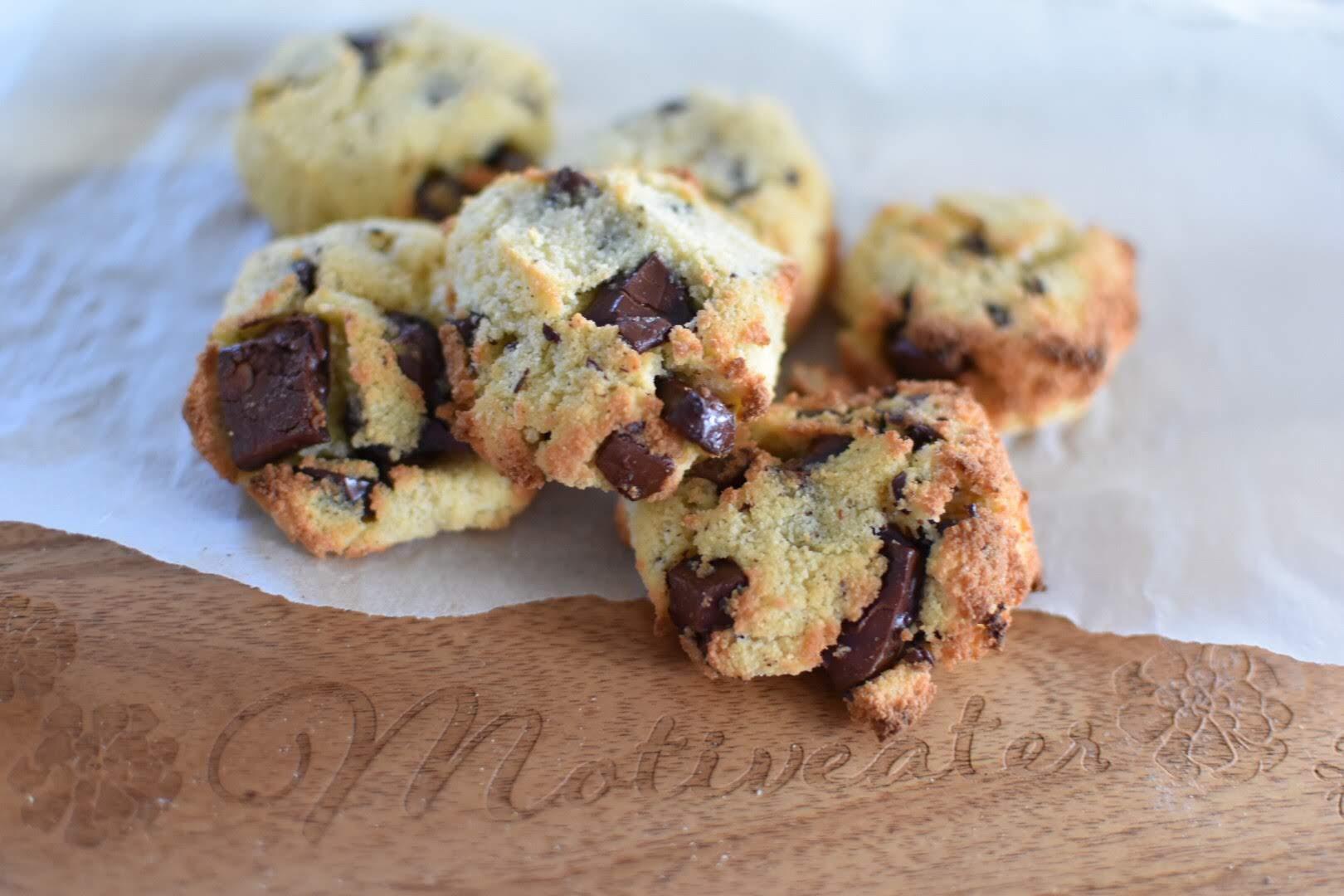 Chilli Choc Chip Cookies