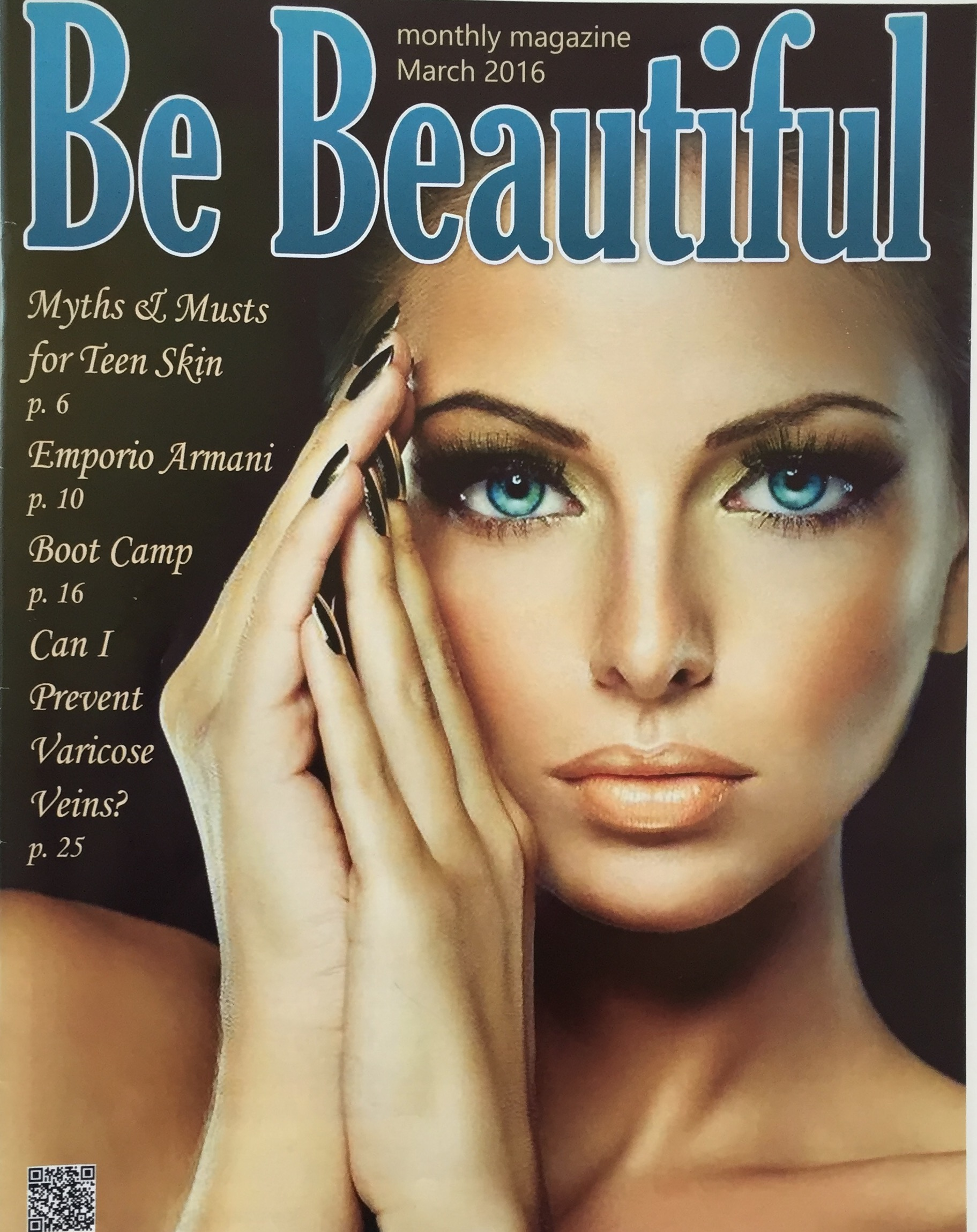 Dean Davidson, The Voice Clinic with Aaron Low, X Body, EMS Training in Be Beautiful Magazine