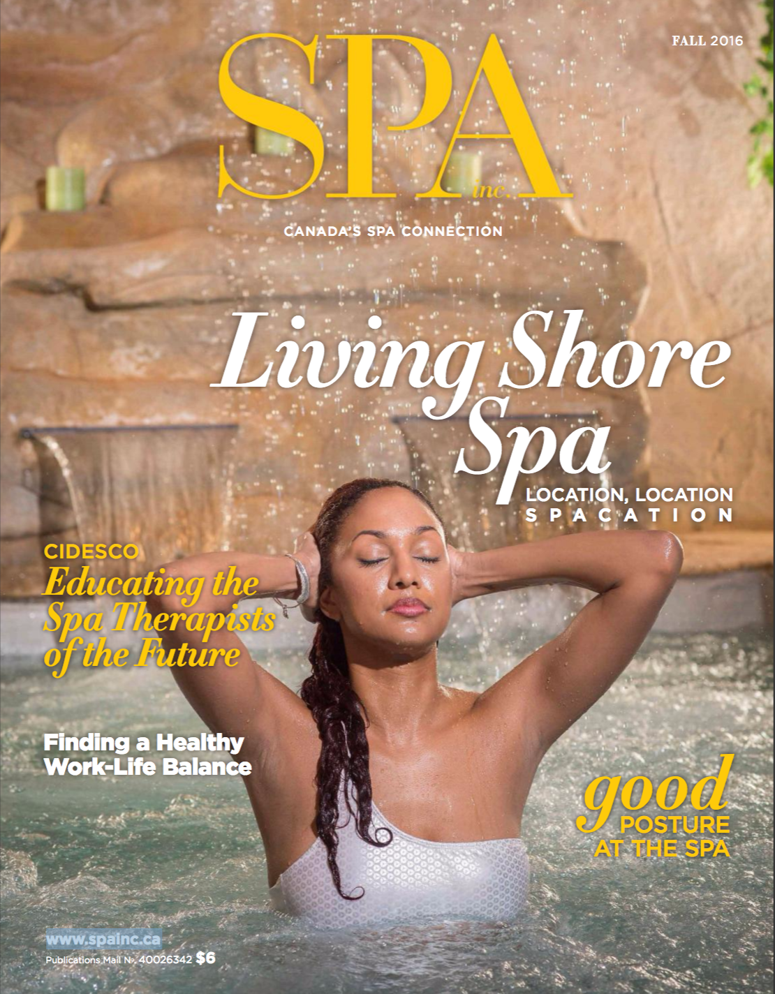 Blend and Boost Spa Inc Magazine Article