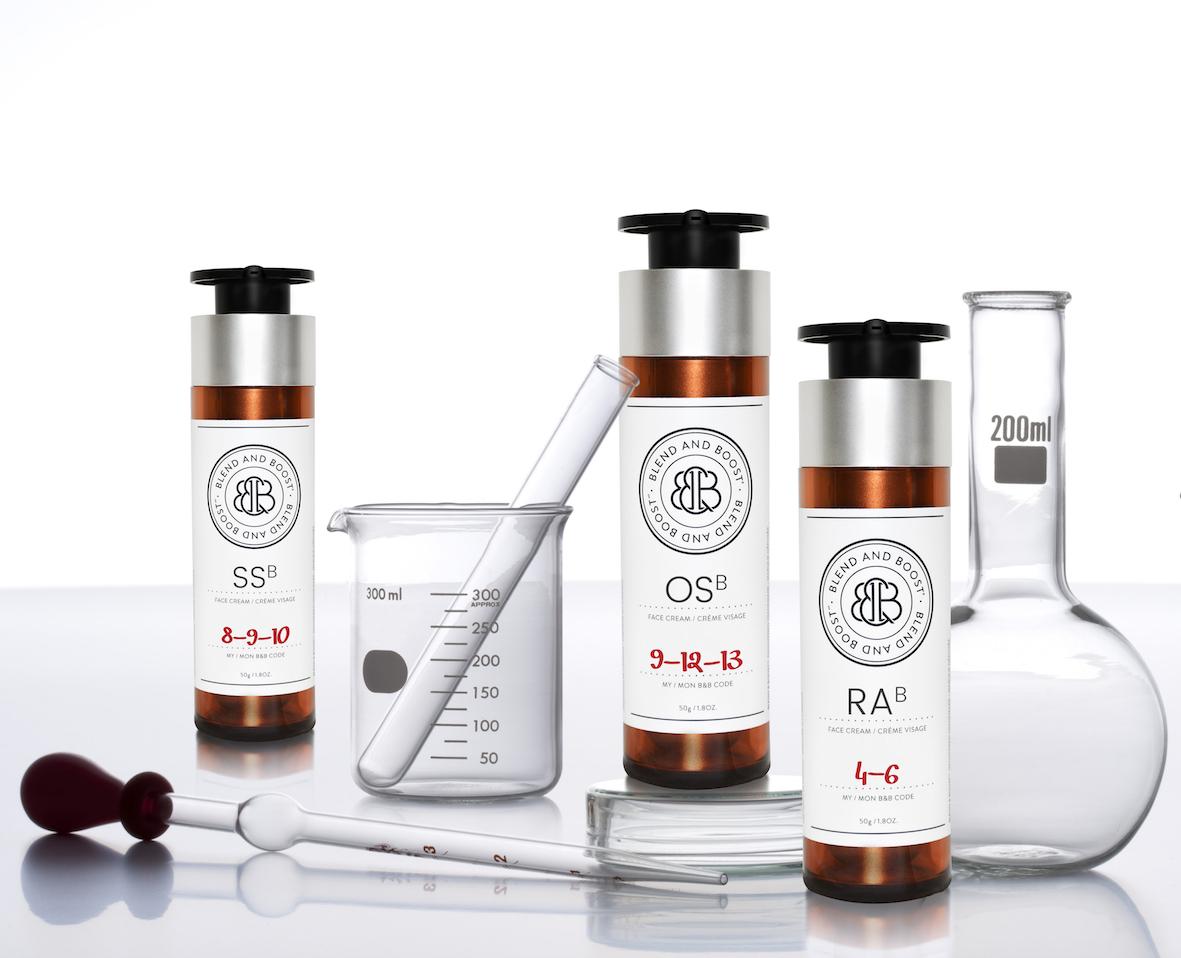 Blend & Boost Skin Care