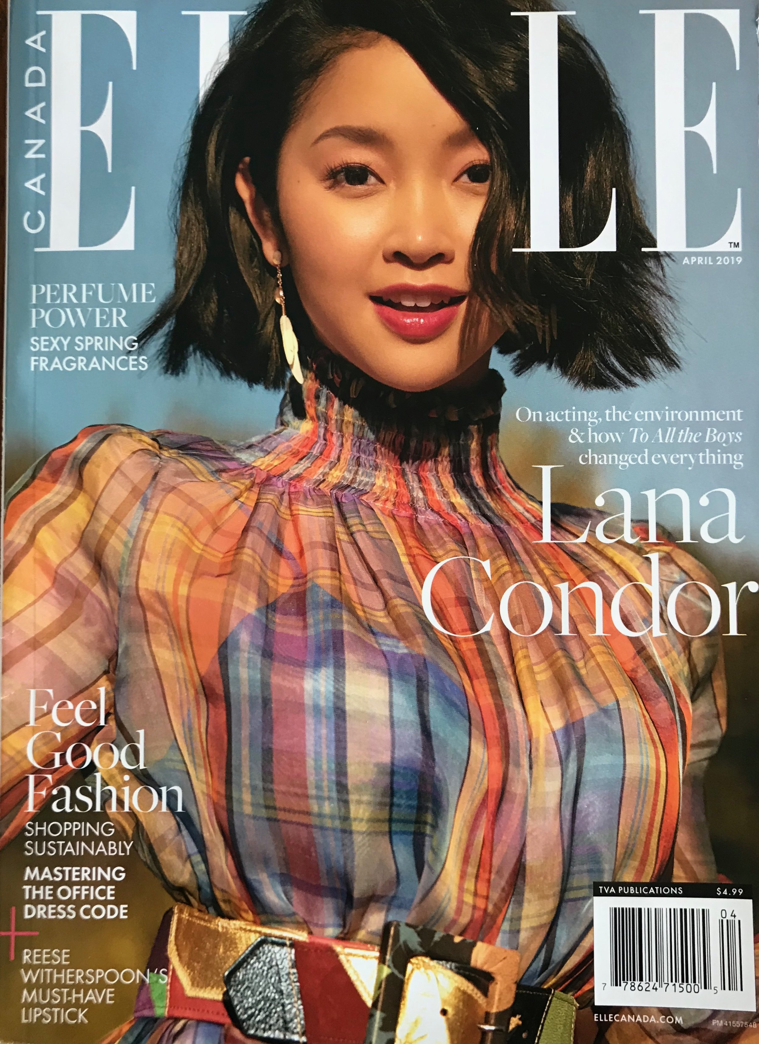 The Inkey List featured on ELLE Canada Magazine