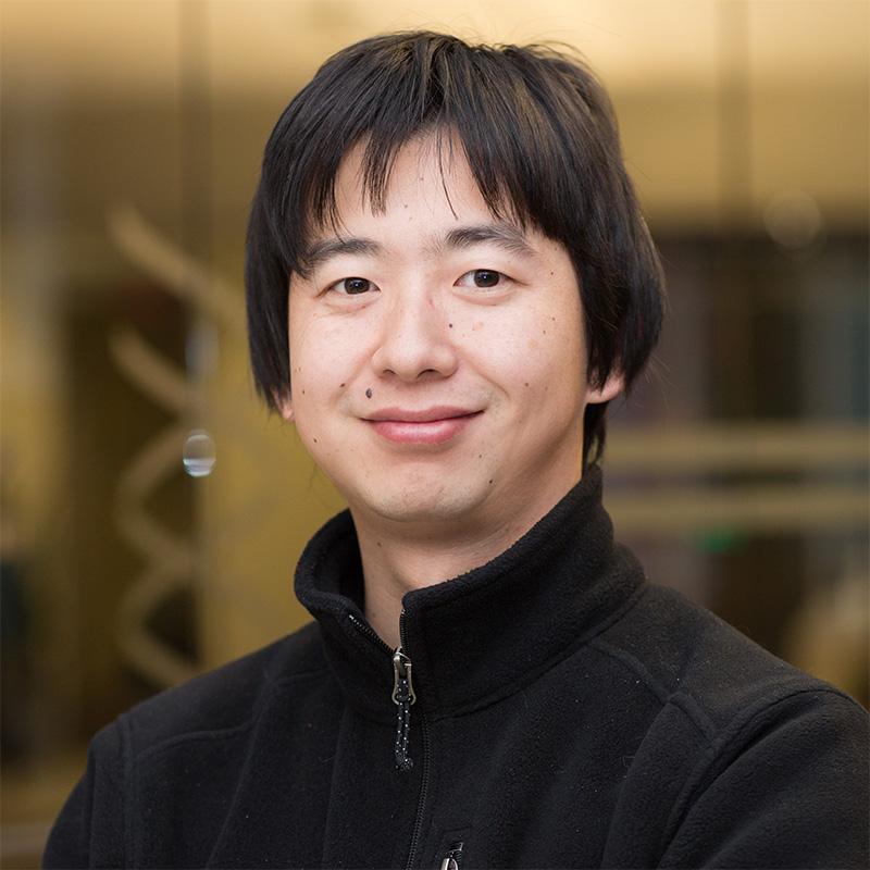 Hiroshi Sasaki, Ph.D.   1) Wyss Institute for Biologically Inspired Engineering, Harvard University  2) Dept. of Systems Biology, Harvard Medical School    website→