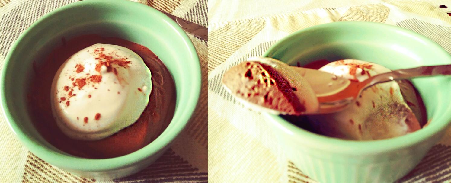 Vegan Chocolate Pots de Creme