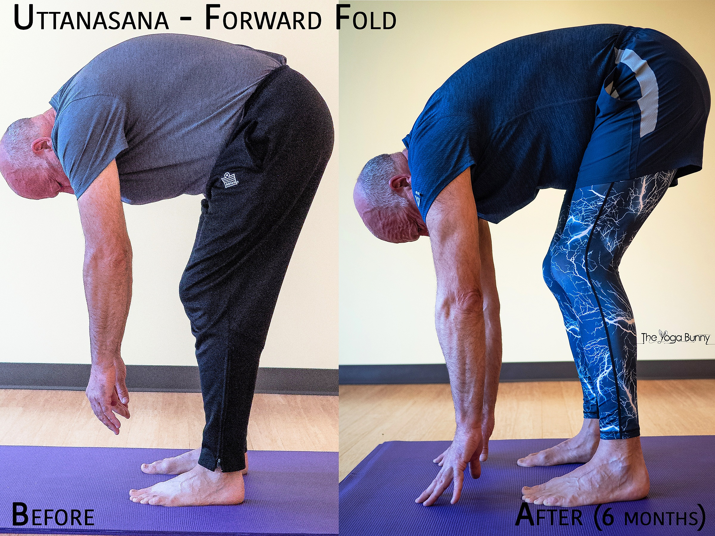 Uttanasana - Forward Fold