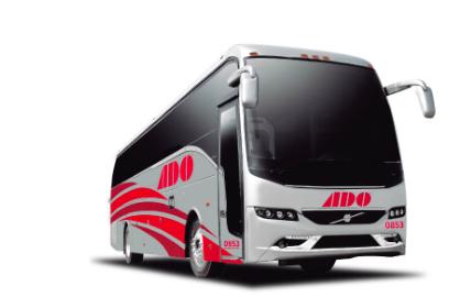 Bus photos curtosy of ADO.