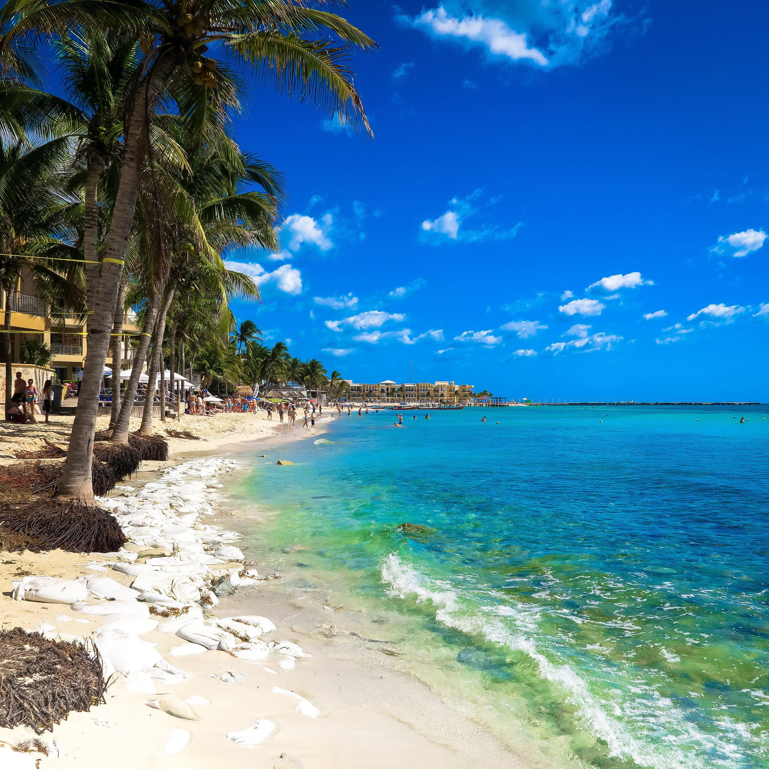 Staying in Playa Del Carmen and looking to get away for the day?