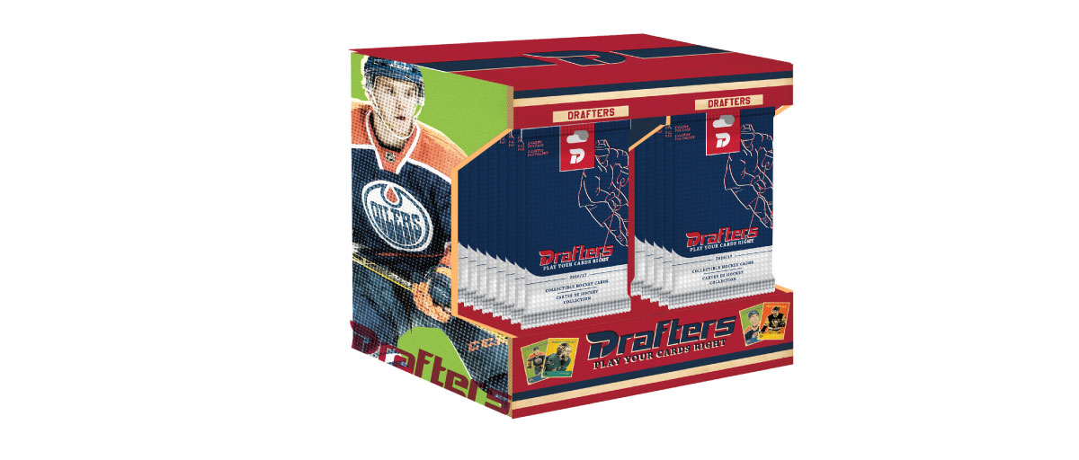 Hockey Cards Point of Purchase
