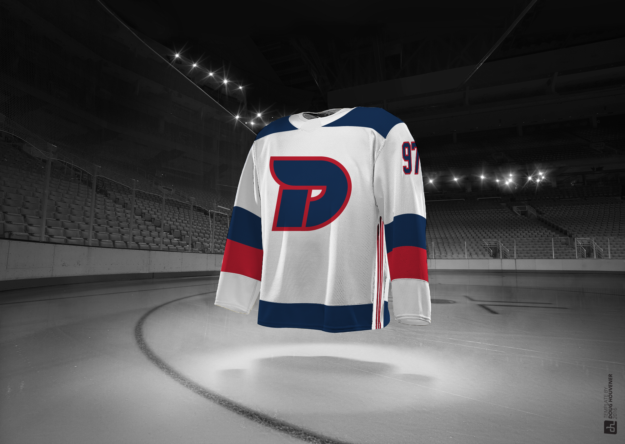 Away Drafters Jersey