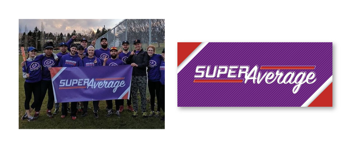 SuperAverage Banner