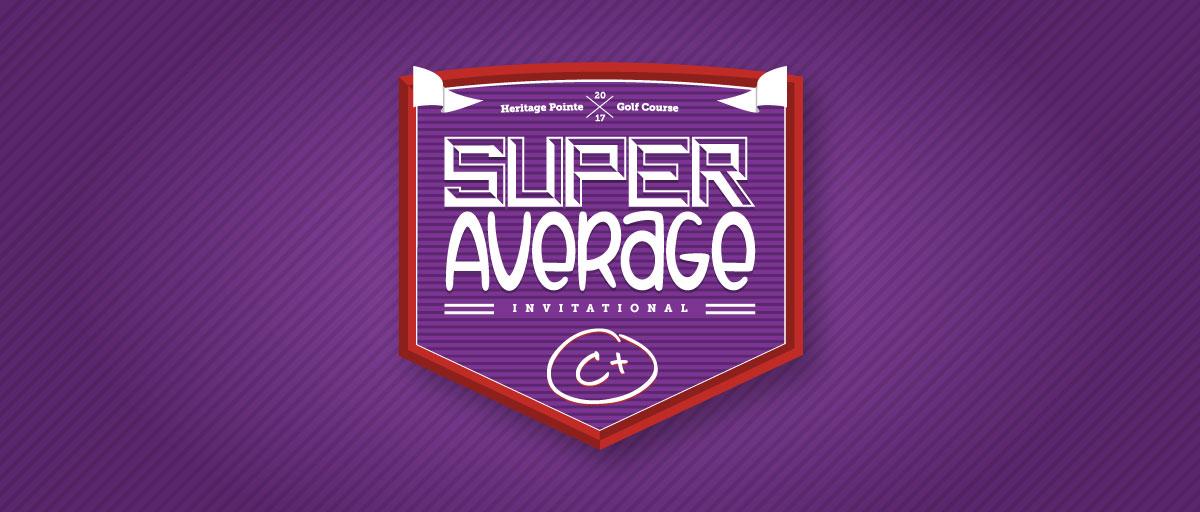 SuperAverage Invitational Badge