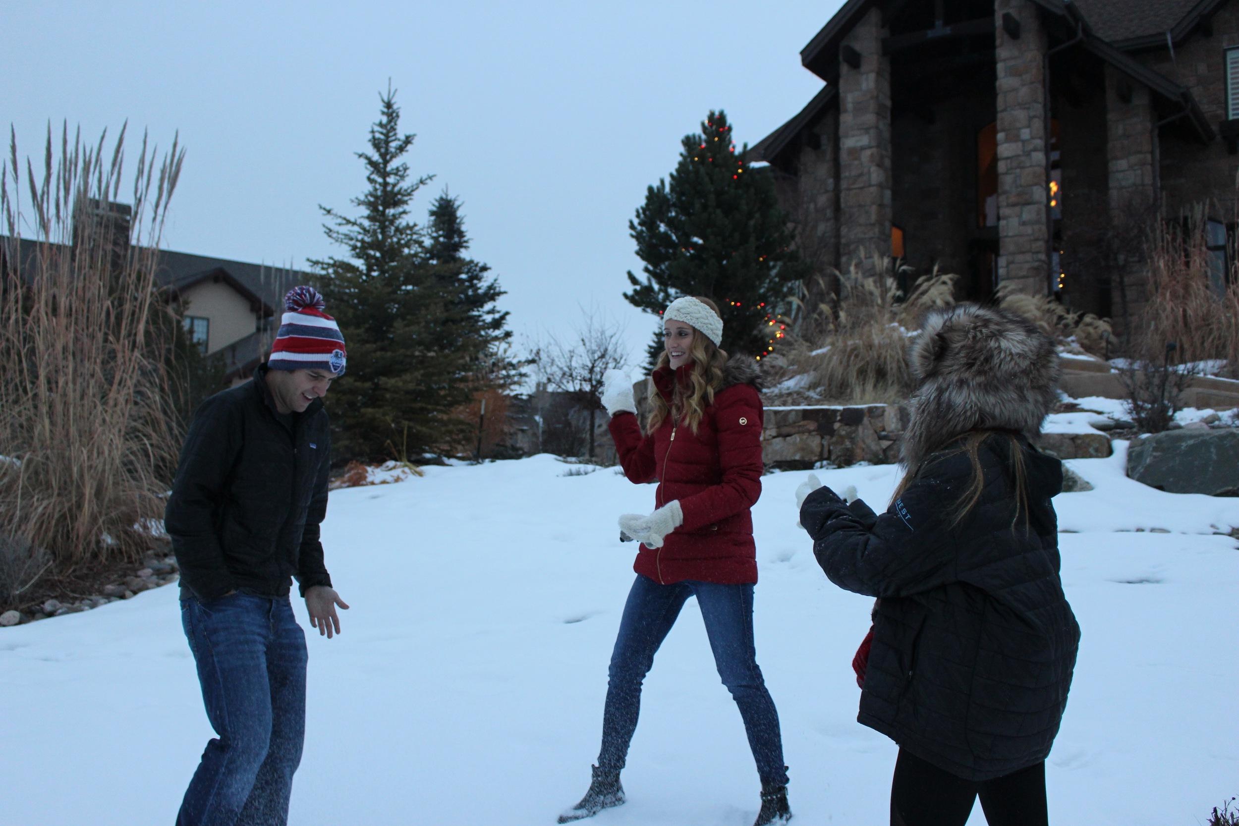 snowballfight