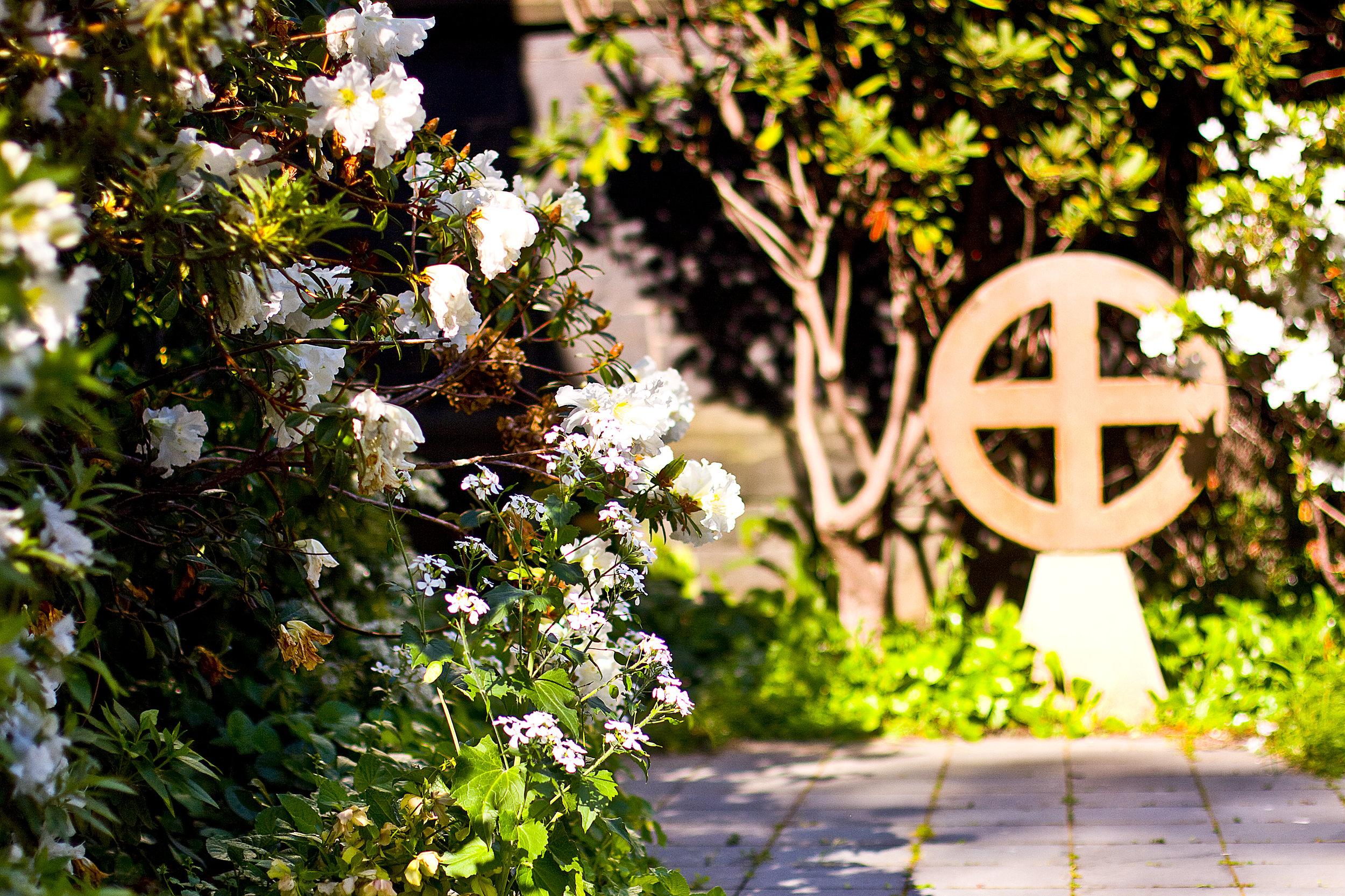 CCSY Memorial Garden