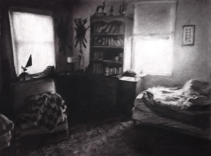 Uncle Jimmy's Room