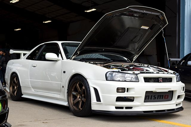 I saw this car 14 years ago on the big screen & ever since then i knew cars would be important to me. Fast forward 14 years later, im 20 Years old. Own an S13, Japanese classic & am building the car exactly how i want it. Revising back to its former glory. One day i will have an R34 and it will be a testament of how much work i've done & how far i've come. Thank you to all who like my car photography & to those who don't. Sorry again 🤷🏽♀️ P.S / If you wanna follow my build. Follow @gvlzo