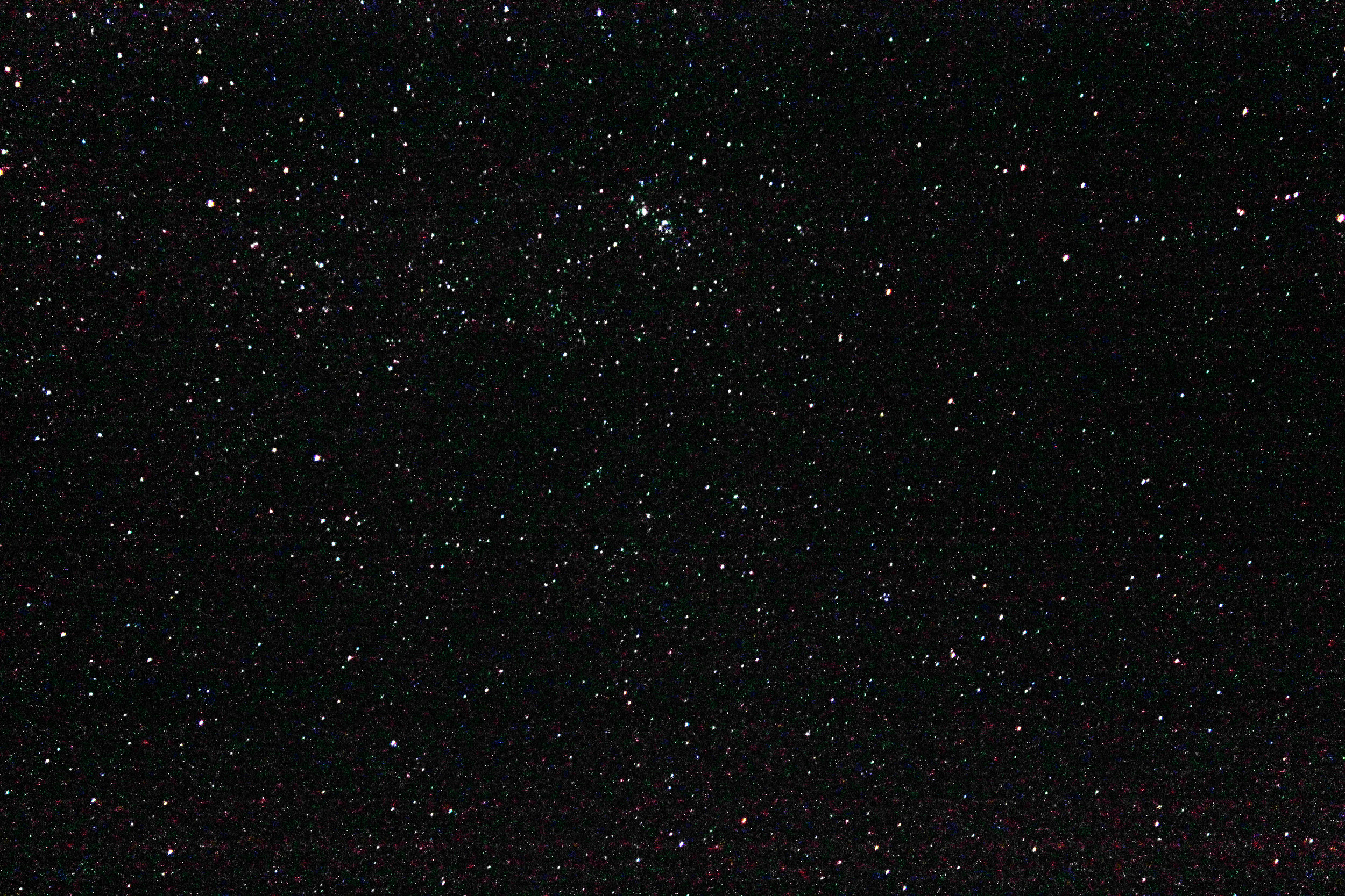 Stars seen from 9300 feet on Mauna Kea, Hawaii 2013