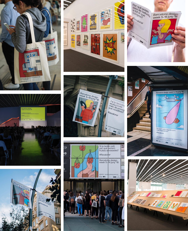 — barcelona design week - — estrategia visual de comunicación— social mediaLa Barcelona design week es una cita anual promovida por el FAD (Fomento de las Artes y el Diseño) y el BCD (Barcelona Centre de Disseny) en la que el diseño y el arte toman la ciudad de Barcelona con una amplísima oferta de actividades alrededor del diseño, el arte, la innovación y la creatividad.Este evento esta considerado una de las citas más importantes a nivel internacional y hace confluir a interesados, empresas y profesionales de infinidad de países.En la edición del 2018, la Barcelona Design Week, se enfrentaba ante el reto de comunicar más de 1000 actividades comprimidas es una semana, en todas sus redes sociales. Para ello se estableció una estrategia en la que comunicar primero la campaña, seguido de una previa con las acciones más representativas y finalizando con una cobertura de todos los eventos que se celebraran cada uno de los días.En este tiempo sus perfiles registraron un crecimiento de:· Instagram: +3.100k Followers· Facebook: +17.700k Followers· Twitter: +2.982k Followers(imágenes: Barcelona Design Week y Folch Studio)