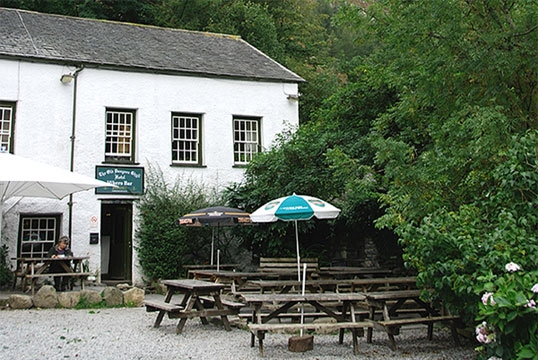 The Old Dungeon Ghyll