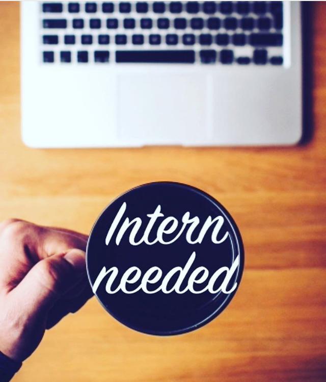 intern needed