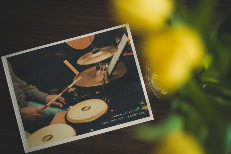 birthday book photography