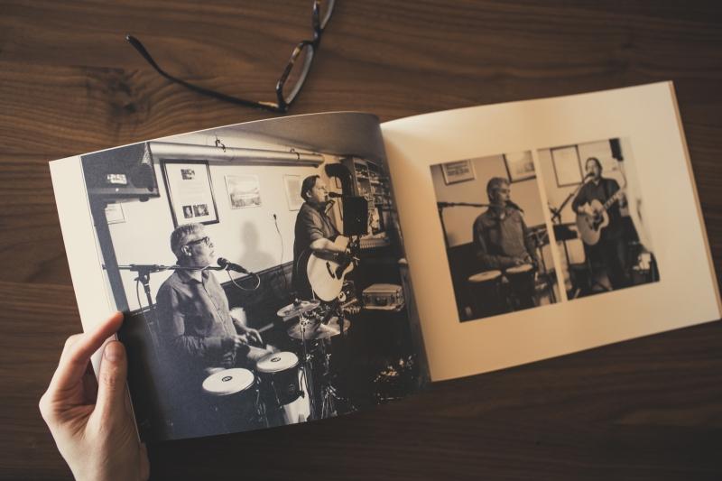 birthday gift book photography