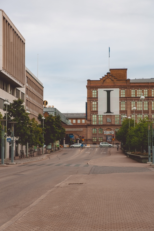 Tampere city Finland