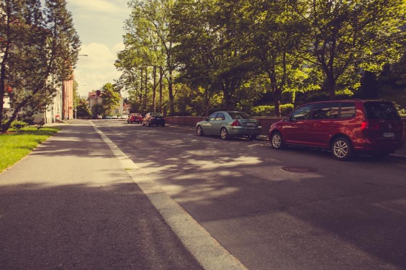 Tampere city centre