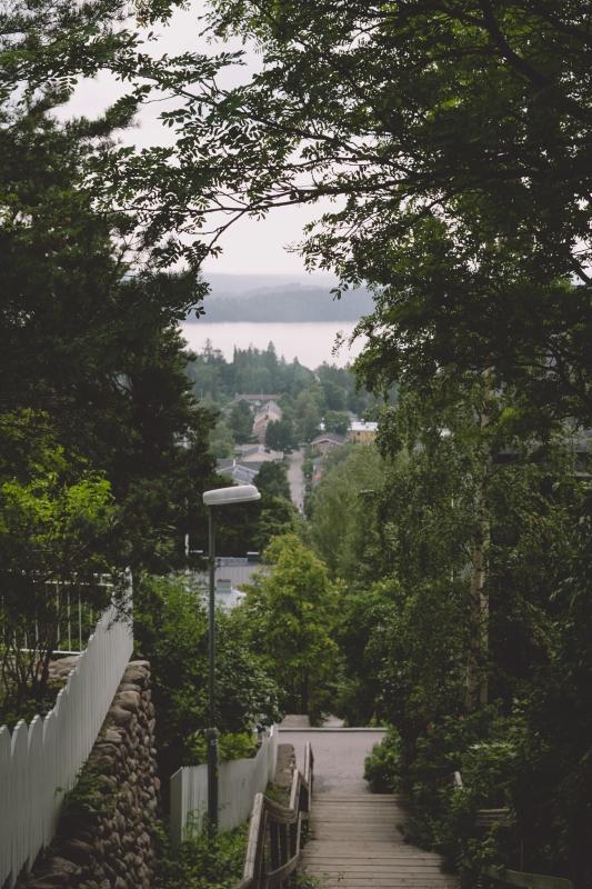 Tampere Pispala Finland