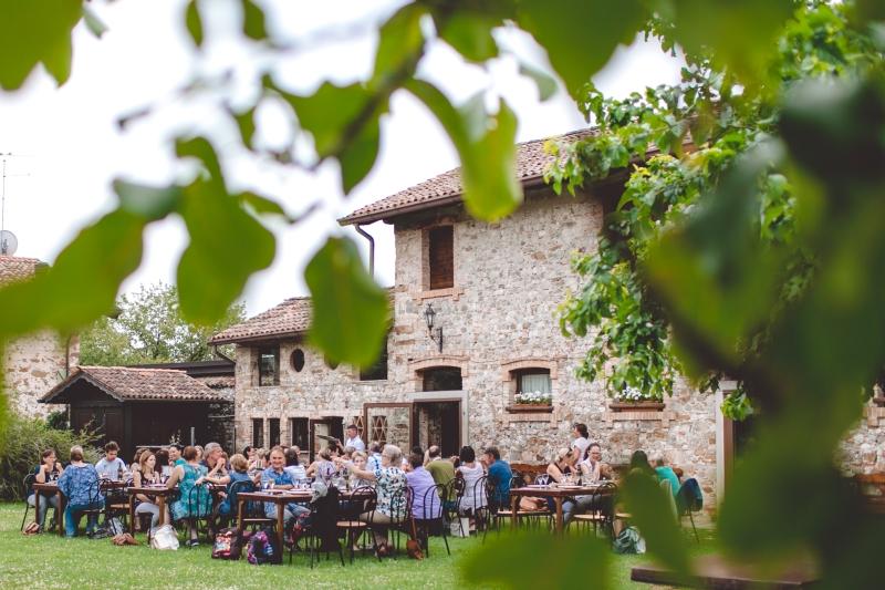 Il Vagabondo Resort Buttrio wedding place Italy Martina Margarete Berger Photography