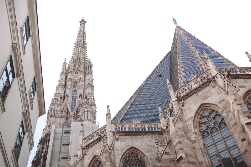 St. Stephen's Cathedrial Vienna