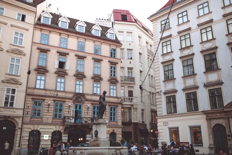 Franziskanerplatz Wien
