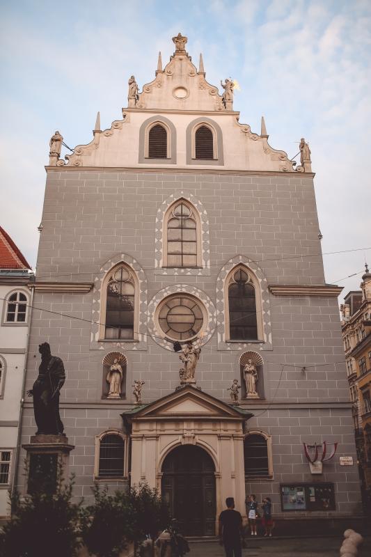 Franziskaner Platz Wien