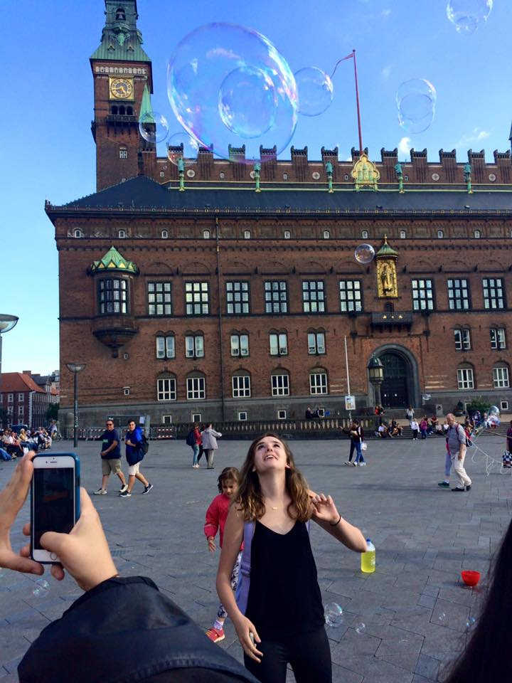 One of the few images of my time in Sweden